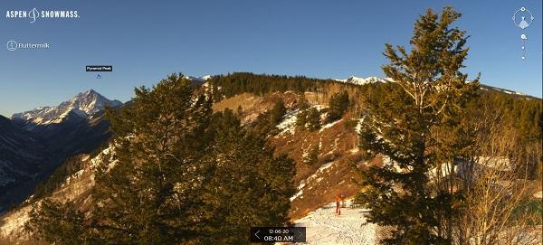Aspen at Buttermilk Webcam Tour Page