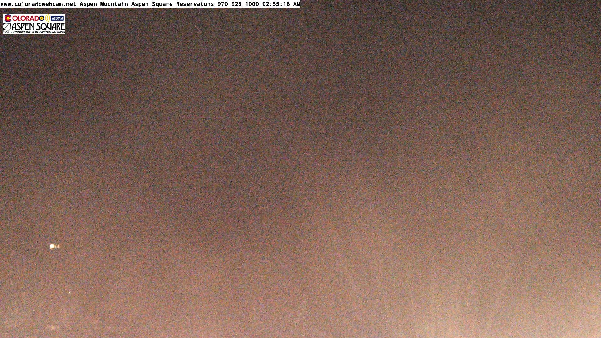 Webcam Aspen Snowmass