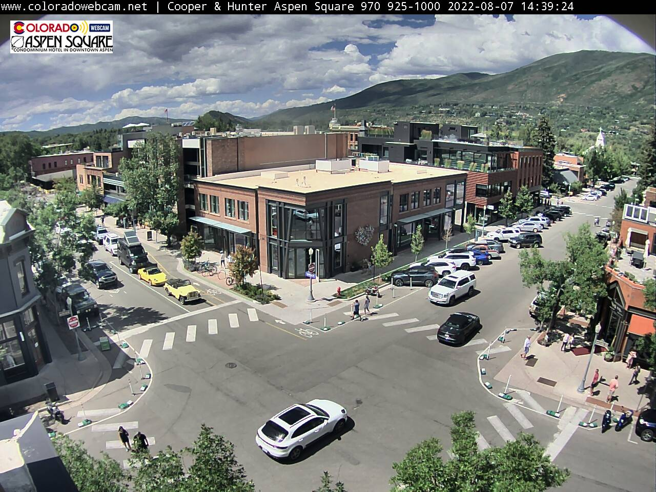 Downtown Aspen Webcam