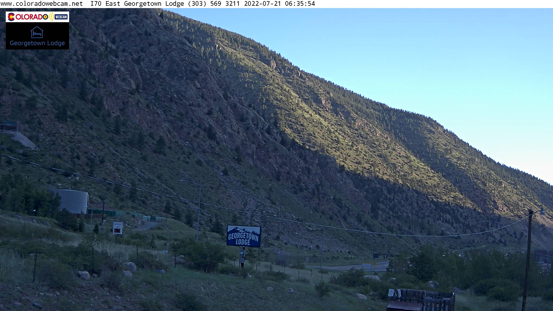 Idaho Springs - Georgetown Webcams | ColoradoWebCam Net