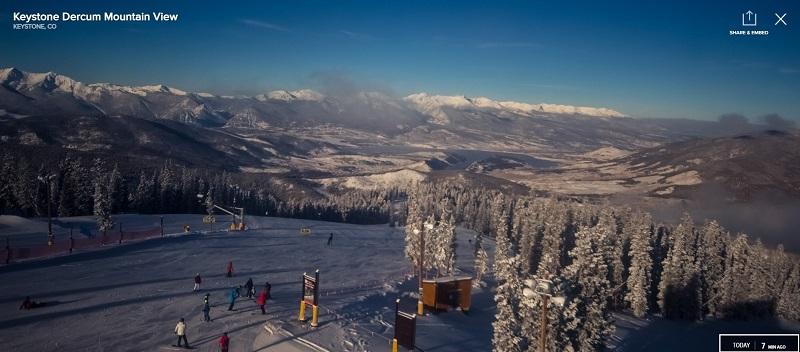 Aspen Webcam Tour Page