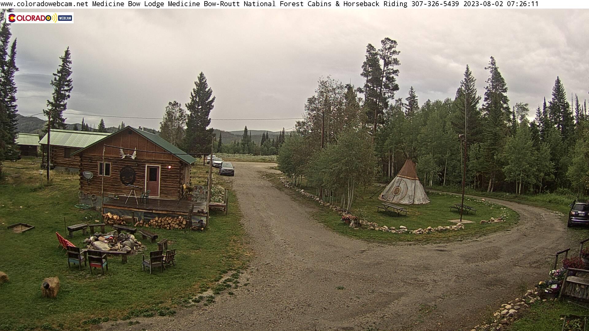 Colorado Wyoming Ski Webcams